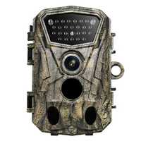 KALOAD H833 18MP Hunting Camera Waterproof Infrared Scouting Wildlife Night Vision Trail Camera