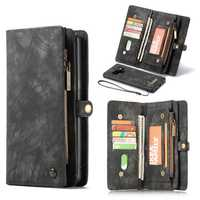 Caseme Magnetic Detachable Wallet Phone Protective Case For Samsung Galaxy Note 9