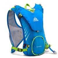 AONIJIE 8L Water Bladder Backpack Holder Hydration Carrier Running Shoulder Bag Pack Camping Hiking