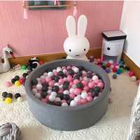 100Pcs Soft Children Ocean Ball Baby Kid Pit Toys 5.5cm Ball Game Swim Pool Decorations