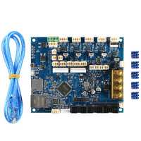 Cloned Duet 2 Maestro Advanced 32bit Motherboard Mainboard For 3D Printer CNC Machine