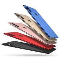 Bakeey Silky PC Hard Back Protective Case For Xiaomi Redmi Note 5 / Xiaomi Redmi Note 5 Pro 5.99''
