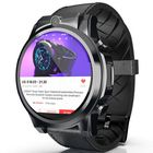 Meilleurs prix LOKMAT X360 4G 3+32G Dual HD Camera Watch Phone 1.6'' MOTO Touch Screen Optical Heart Rate Monitor Barometer Time Sync Sports Fitness Smart Watch