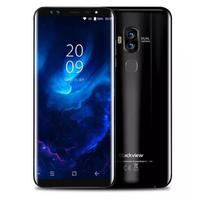 Blackview S8 5.7 Inch HD+ 18:9 Display Quad Cameras 3180mAh 4GB RAM 64GB ROM MT6750T Octa Core 1.5GHz 4G Smartphone