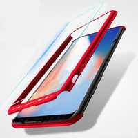 Bakeey 360° Protection PC Case Screen Protector for Huawei P20 / Huawei P20 Lite / Huawei P20 Pro