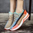Meilleurs prix Women Colorful Mesh Cloth Breathable Running Sneakers