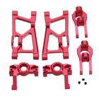 Meilleurs prix 6PCS Wltoys K949 10428A B C 1/10 Rc Car Upgrade Parts Lower Swing Arm Steering Cup C Style Seat Set