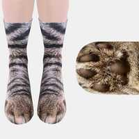 Unisex Adult Animal Printed Socks Animal Socks