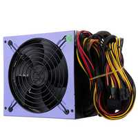 850W ATX Coomputer Power Supply 130mm Fan 24 Pin PCI SATA 12V Computer Power Supply