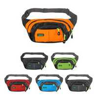 Waterproof Sport Waist Bag Phone Bag Crossbody Bag For Hiking Jogging Running
