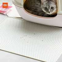 Pet silicone sand pad Cat Litter Mat From Xiaomi Youpin Trapper Mats with Waterproof Bottom Layer Easy cleaning Litter Mats
