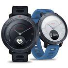Meilleurs prix [Weather Temperature] Zeblaze HYBRID Heart Rate Blood Pressure Monitor Goal Reminders Dual Modes Mechanical Hands Smart Watch