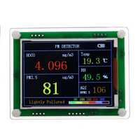B1 Household PM2.5 Detector Module Air Quality Dust Sensor TFT LCD Display Monitor