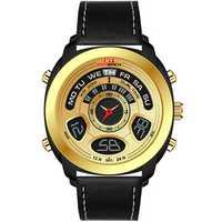 KAT-WACH KT713 Chronograph Sport Dual Display Digital Watch