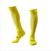 New Men's Football Stockings Soccer Long-Sleeved Footwear Winter Warmers Club Training Socks