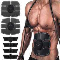 KALOAD Abdominal Arm Muscle Trainning Stimulator EMS Training Electrical Body Shape Trainer