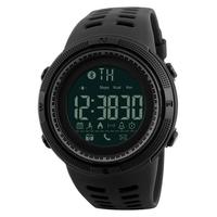 SKMEI 1250 bluetooth Smart Watch Call Message Notification Pedometer 50M Waterproof Sports Watch