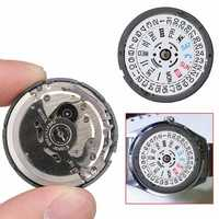 Japan Mechanical Automatic Watch Day Date Movement Wristwatch High Accuracy NH36