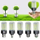 Discount pas cher E27 E26 E12 E14 B22 12W 5730 SMD Non-Dimmable LED Corn Light Lamp Bulb AC110-265V