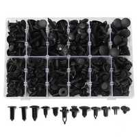 350pcs Plastic Car Repair Rivets Fastener Screws Push Pins Retainers Assortment Universal