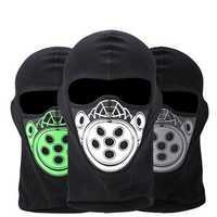 Ninja Cotton Balaclava Breathing Full Face Mask Outdoor Motorcycle Ski Cycling Hat Hood