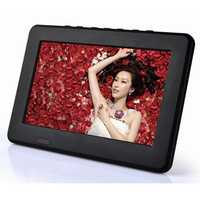 LEADSTAR D9 9 Inch 16:9 TFT DVBT2/DVBT Digital Analog Portable Mini LED HD TV Support 1080P USB TF