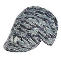 Adjustable Welding Protective Hat Cap Scarf Welders Flame Retardant Cotton Security Helmet