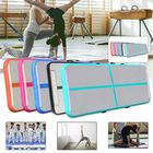Offres Flash 35 x 3.93 x 1.18 Inch Air Track Floor Home Gymnastics Tumbling Mat Inflatable Sport GYM Pad