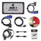 Recommandé INLINE 6 Data Link Adapter Heavy Duty Car Diagnostic Tool Scanner Full 8 Cable Truck Interface