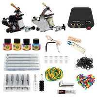 8-10V Professional 2 Tattoo Machine Tools Kit