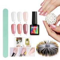 Soak-off Nail UV Gel Set Nail Paper Tray Nail Lengthening