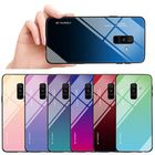 Flash Offers Bakeey Gradient Tempered Glass Protective Case For Samsung Galaxy Note 9/Note 8/S9/S9 Plus/S8/S8 Plus