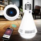 Meilleurs prix 360° HD 960P 1080P WiFi IP Camera LED Light Bulb bluetooth Speaker Security Monitoring