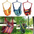 Wholesale Price Outdoor Canvas Hammock Chair Swing Hanging Chair Relax Soft Indoor Garden Camping Swing