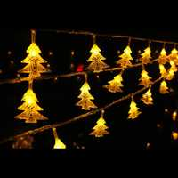 KCASA 3M 20 LED Christmas Tree String Lights LED Fairy Lights for Festival Christmas Halloween Party Wedding Decoration Battery Powered