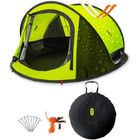 Promotion Zenph Double-layer Tent 3-4 People From Xiaomi Youpin 3 Seconds Automatic Opening Family Camping Tent Outdoor Waterproof Sun Shelter