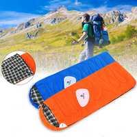 Outdoor Camping Hiking Sleeping Bag Portable Folding Travel Adult Sleeping Bag