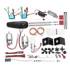Recommandé 12V 775 Double-Motor 400m 2.4G Differential Turn Transmitter Fishing RC Boat Parts