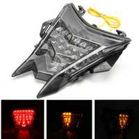 LED Tail Light Turn Signals Integrated Blinker For BMW S1000RR S1000R HP4 13-15