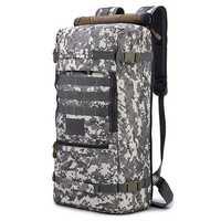 50L Multi-functional Waterproof Travel Climbing Backpack