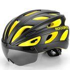 Acheter au meilleur prix ROCKBROS Bike Magnetic Helmet Sunglasses Bicycle Helmet Cycling Polarized Lense Visor Light Helmets