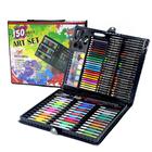 Meilleurs prix 150pcs Children Colors Pencil Drawing Artist Kit Painting Art Marker Pen Paint Brush Drawing Tool