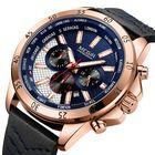 Prix de gros MEGIR 2103 Calendar Business Style Luminous Men Watch