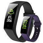 Les plus populaires Bakeey V18 Wallpaper Change Color Display Wristband HR Blood Pressure Female Period Monitor Smart Watch