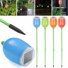 Meilleurs prix 4PCS Solar Power LED Buried In Ground Lights Garden Path Lawn Fence Lighting Lamp
