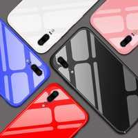 Bakeey Luxury Silky Hard PC Hard Back Protective Case For Huawei P20/ Huawei P20 Lite/Huawei nova 3e