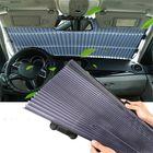 Promotion Car Window Windshield Retractable Sunshade Automatic Telescopic Sunshade Curtain