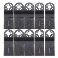 10Pcs 35mm Oscillating Multitool Saw Blades for Fein Multimaster Bosch Makita