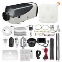 12V 5000W Diesel Air Heater Air Diesel Parking Heater Kit Warming Equipment