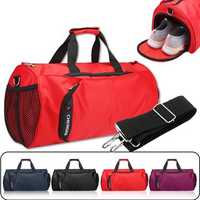 KALOAD Waterproof Sports Duffle Bag Outdoor Travel Fitness Shoulder Bag Backpack